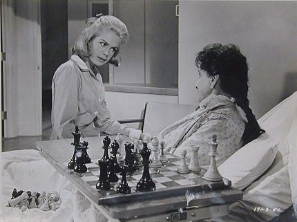Beulah Bondi Reginald Owen Sandra Dee chess schach Harry Keller Tammy and the Doctor