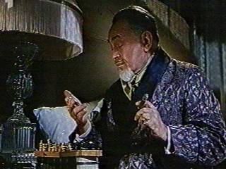 Edward G. Robinson chess schach Norman Jewison Cincinnati Kid, The