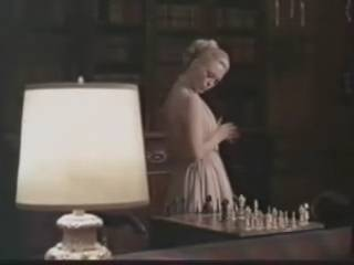 Faye Dunaway Steve McQueen chess schach Norman Jewison Thomas Crown Affair, The