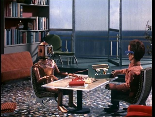 chess schach David Lane Thunderbirds are Go