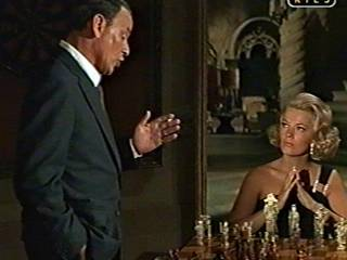Gena Rowlands Frank Sinatra chess schach Gordon Douglass Tony Rome