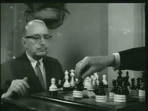 chess schach William Castle Zotz!