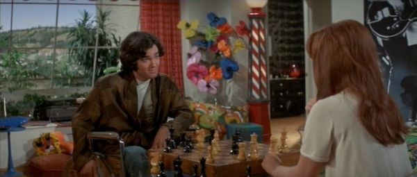 chess schach Russ Meyer Beyond The Valley Of The Dolls