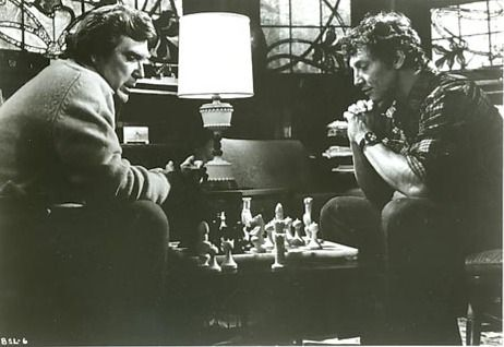 Robert Lansing Scott Hylands chess schach David Miller Bittersweet Love