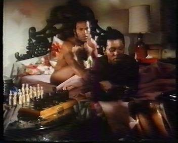Fred Williamson chess schach Larry Cohen Black Caesar