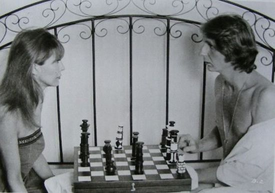 Jo Ann Harris Rene Auberjonois chess schach Richard Erdman Bleep