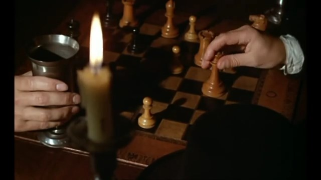 chess schach Brians Clemens Captain Kronos - Vampire Hunter