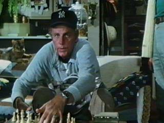Ken Berry McLean Stevenson chess schach Norman Tokar Cat from Outer Space