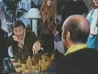 Roddy McDowall Barbara Carrera chess schach Ralph Nelson Embryo