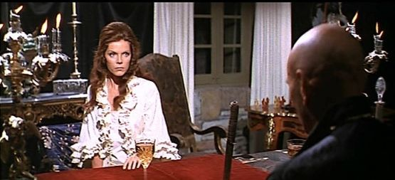 Samantha Eggar Yul Brynner chess schach Kevin Billington Light at the Edge of the World, The