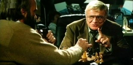 Brian Keith chess schach Ronald Neame Meteor