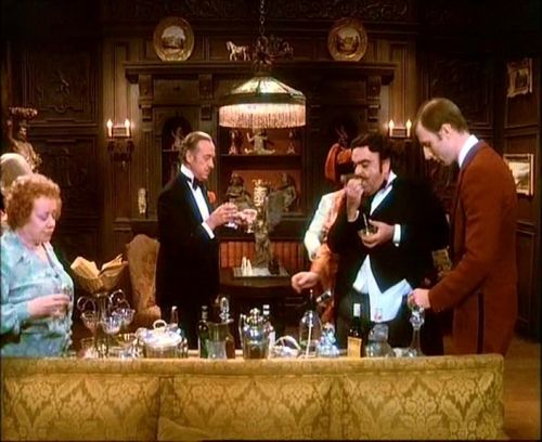 David Niven Peter Sellers chess schach Robert Moore Murder by Death