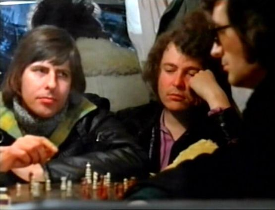 Malcolm McDowell chess schach Lindsay Anderson O Lucky Man!