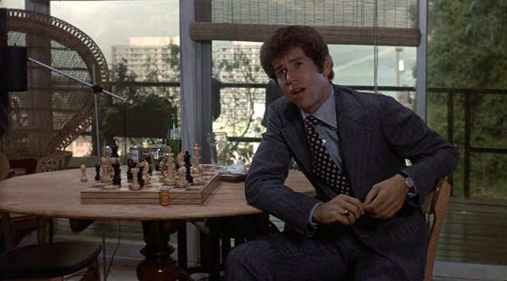 Woody Allen chess schach Herbert Ross Play it again Sam