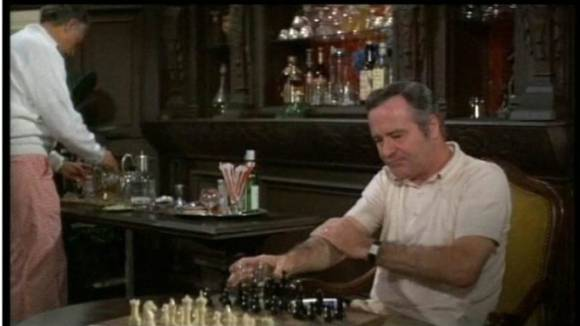 Jack Lemmon chess schach Melvin Frank Prisoner of Second Avenue, The