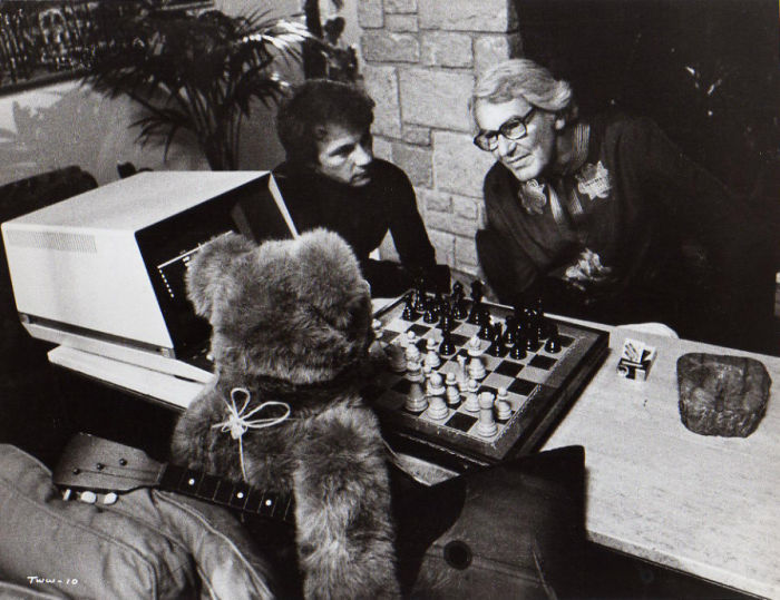 Harvey Keitel chess schach Sig Shore That's the Way of the World