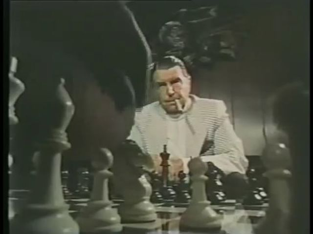 chess schach Michael Finn Black Connection, The