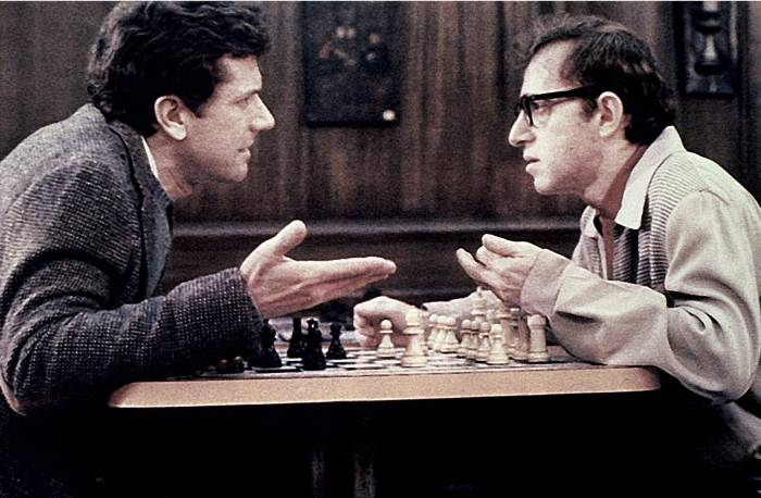 Woody Allen Michael Murphy chess schach Martin Ritt Front, The