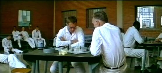 Steve McQueen chess schach Sam Peckinpah Getaway, The