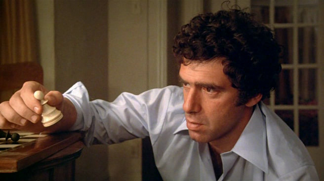 Elliot Gould chess schach Daryl Duke Silent Partner, The