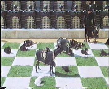 chess schach Richard Lester Three Musketeers, The