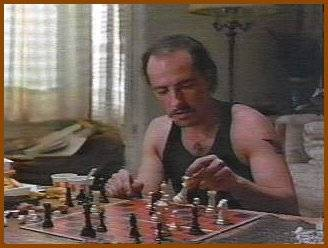 Ray Sharkey chess schach Karel Reisz Who'll stop the rain
