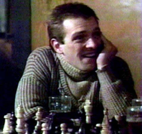 Rick Mayall David Naughton Lila Kaye Griffin Dunne Brian Glover chess schach John Landis American Werewolf in London, An