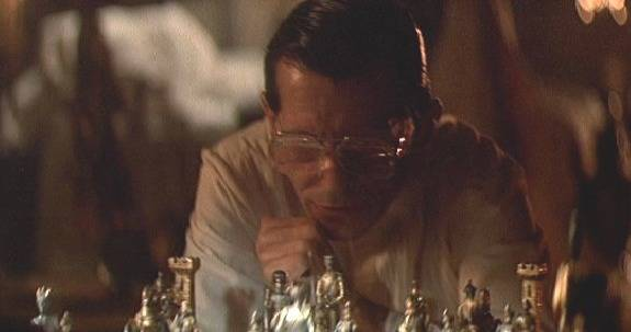 Joe Turkel Rutger Hauer chess schach Ridley Scott Blade Runner