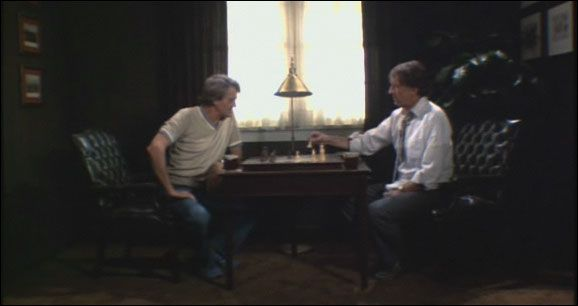 Fritz Weaver Hal Holbrook chess schach George A. Romero Creepshow