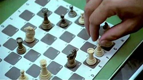 Paul Sorvino chess schach William Friedkin Cruising