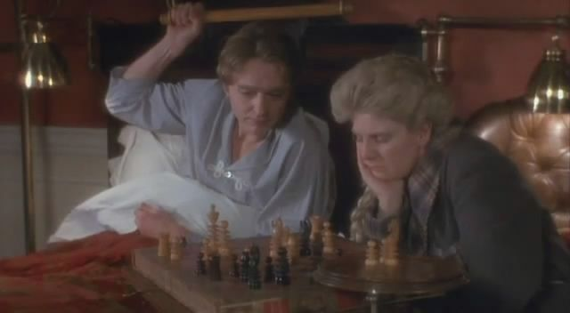 Ann Mitchell Nicholas Clay chess schach Just Jaeckin Lady Chatterley's Lover