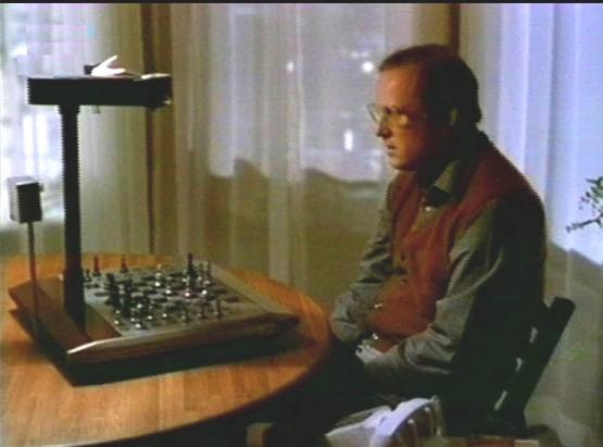 Steve Martin chess schach Arthur Hiller Lonely Guy
