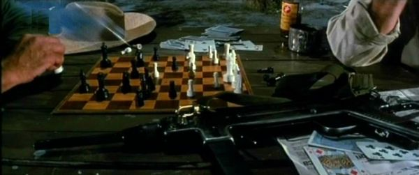 Sean Connery chess schach Irving Kershner Never Say Never Again