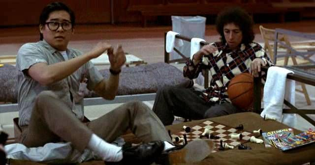 chess schach Jeff Kanew Revenge of the Nerds