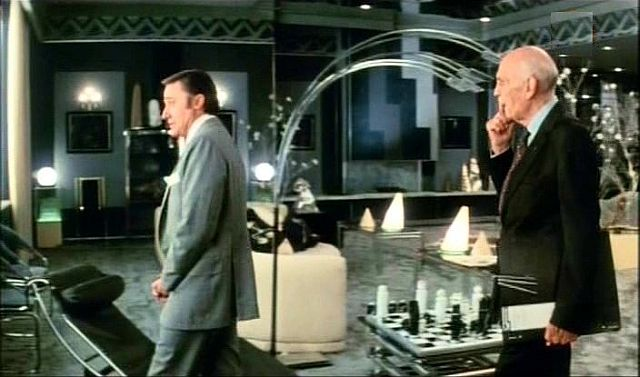 Robert Vaughn chess schach Richard Lester Superman III