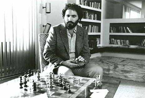 Gabe Kaplan chess schach Rex Bromfield Tulips
