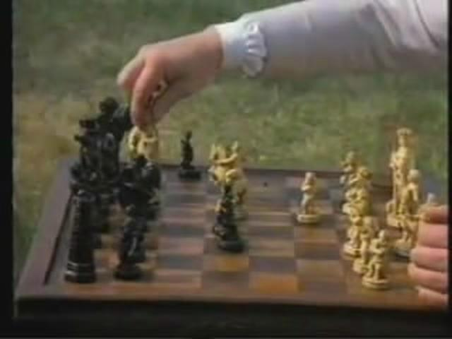 chess schach Petr Weigl Turn of the Screw, The