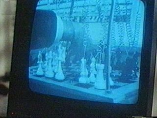 chess schach John Badham War Games