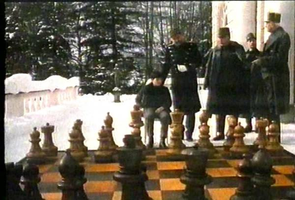 David Eberts chess schach Andrew Birkin Burning Secret