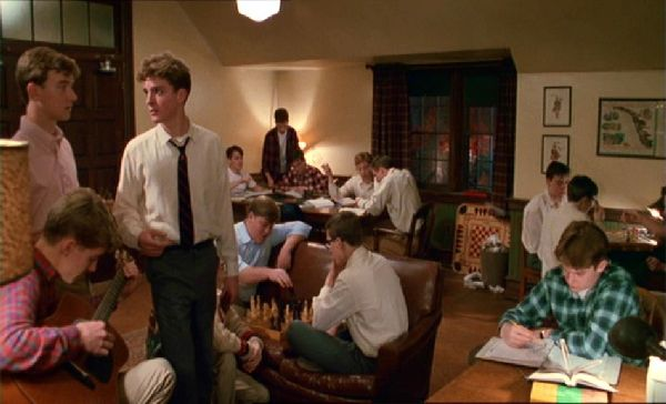 chess schach Peter Weir Dead Poets Society