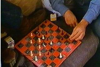 Tom Selleck F. Murray Abraham chess schach Peter Yates Innocent Man, An