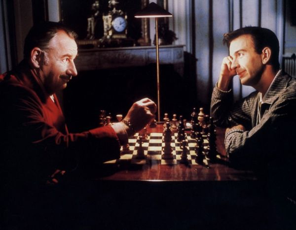 Philippe Noiret Robin Renucci chess schach Claude Chabrol Masques
