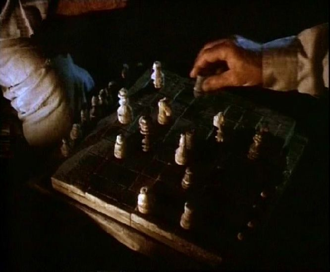 chess schach Andrew V. McLaglen Return from the River Kwai