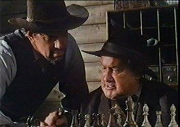 Eva Haßmann Bud Spencer Terrence Hill chess schach Terrence Hill Botte di Natale