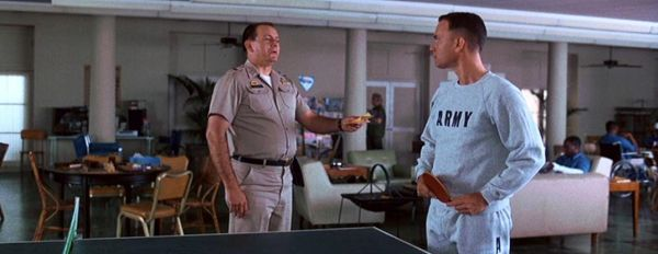 Tom Hanks chess schach Robert Zemeckis Forrest Gump