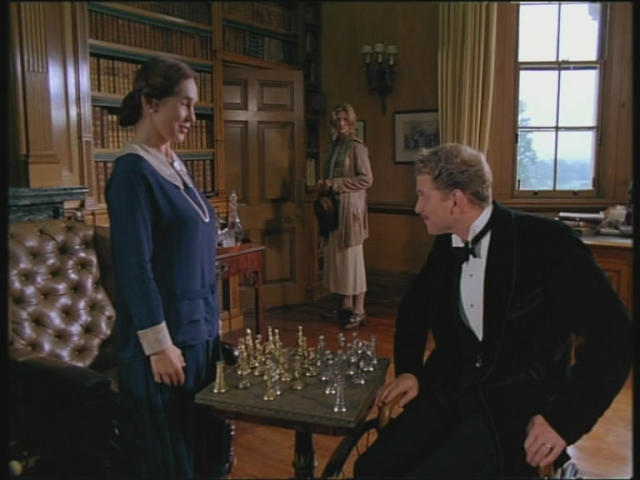 Joeley Richardson Shirley Ann Field James Wilby chess schach Ken Russell Lady Chatterley