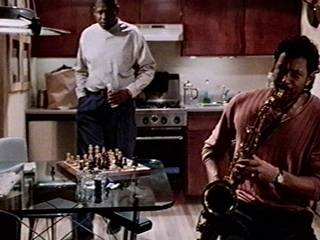 Forest Whitaker Jeff Goldblum chess schach Michael Elias Lush Life