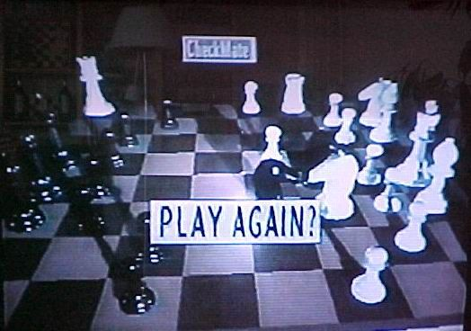 chess schach Paul Lynch No Contest