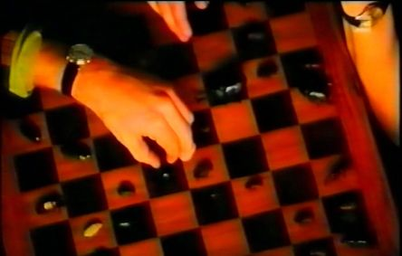 chess schach Jonathan Demme Silence of the Lambs