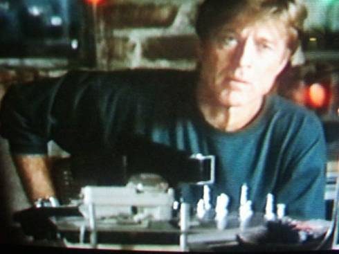 Robert Redford chess schach Phil Alden Robinson Sneakers